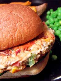 Roni Noone - Southwest Turkey Burgers