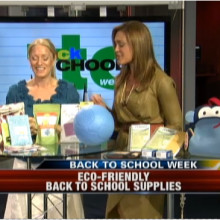 Eco-Friendsly Back-to-School Supplies