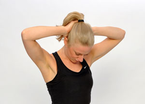 Back Neck Stretch
