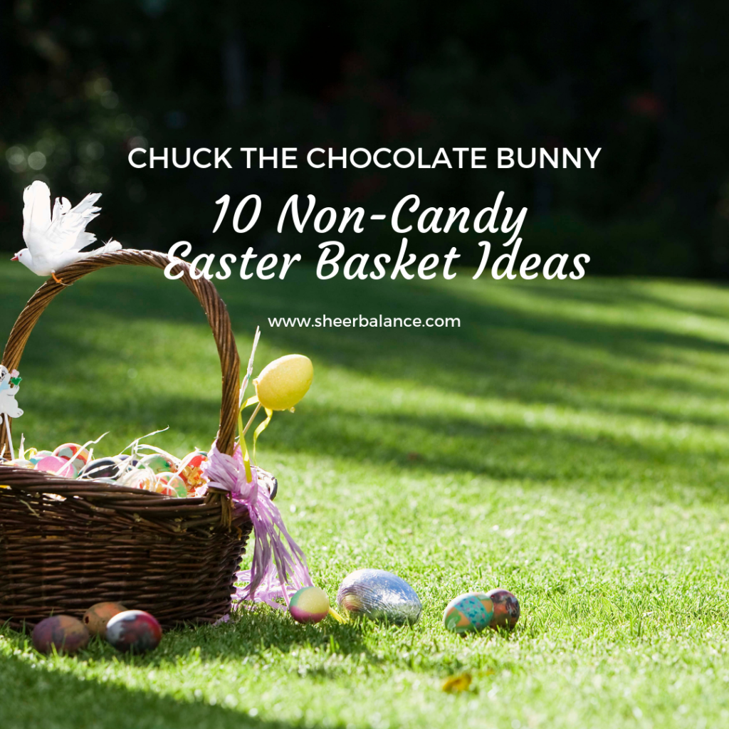 Healthy Easter Basket Alternatives